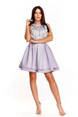 2697249a4e Sukienki z koronki gipiurowej i nie tylko