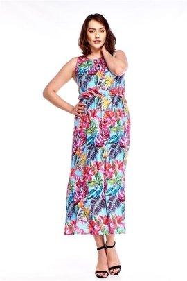 350e7c4c1f8088 Sukienki dla puszystych : weselne, do pracy, na lato i zimę | Fokus.pl
