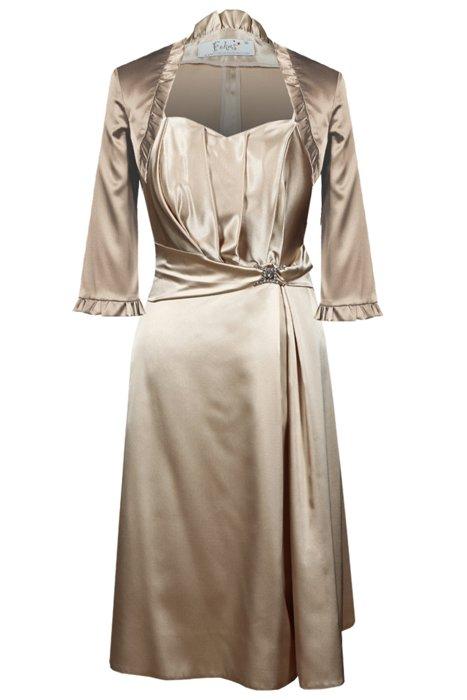 aff614fb9d45 Sukienka FSU181 RÓŻ JASNY Sukienka FSU181 RÓŻ JASNY