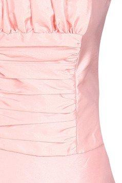 cc05caa7f1 Sukienka FSU018 RÓŻOWY ŚREDNI Sukienka FSU018 RÓŻOWY ŚREDNI